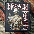 Napalm Death - Patch - Utopia banished!