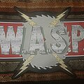 W.A.S.P. - Patch - Wasp saw backpatch