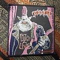 Tankard - Patch - Slammin beers crankin tunes tankard!!
