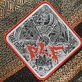 P.L.F. - Patch - P.L.F gulf coast grindcore patch