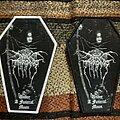 Darkthrone - Patch - Darkthrone under a funeral moon patches