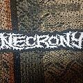 Necrony - Patch - Necrony logo patch