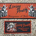 Living Death - Patch - Living death strip patches