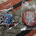 Sanguisugabogg - Patch - New pins from ptpp