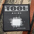 Tool - Patch - Tool aenima patch