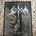 Sodom - Patch - Sodom better off dead
