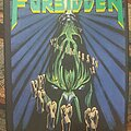 Forbidden - Patch - Forbidden twisted into form backpatch
