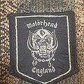 Motörhead - Patch - Motorhead England OG patch