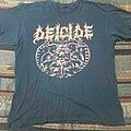 Deicide - TShirt or Longsleeve - Deicide self titled shirt