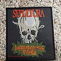 Sepultura - Patch - Sepultura