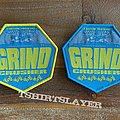 Games Workshop - Patch - WANTED games workshop chaos star and grindcrusher patches