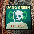 Gang Green - Patch - Gang green I81B4U patch