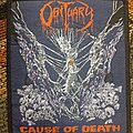 Obituary - Patch - Obituary cause of death patch