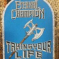 Eternal Champion - Patch - Eternal champion taking your life patch