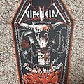 Nifelheim - Patch - Nifelheim woven backpatch