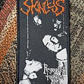 Skinless - Patch - Skinless progression towards evil patch