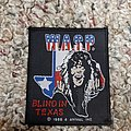W.A.S.P. - Patch - WASP blind in texas patch