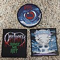 Obituary - Patch - Patches!!!