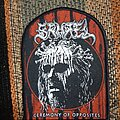 Samael - Patch - Samael ceremony of opposites