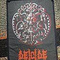 Deicide - Patch - Deicide medallion patch