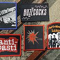 Stiff Little Fingers - Patch - OG English punk collection