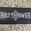 Bolt Thrower - Patch - Bolt thrower
