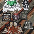 Grave - Patch - More patches up for grabs