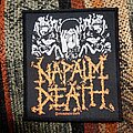 Napalm Death - Patch - Napalm death
