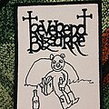 Reverend Bizarre - Patch - Reverend bizarre excited pig patch