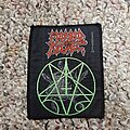 Morbid Angel - Patch - Morbid angel