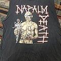 Napalm Death - TShirt or Longsleeve - Napalm death utopia banished sleeveless shirt