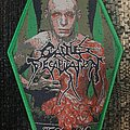 Cattle Decapitation - Patch - Cattle decapitation to serve man patch