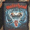 Motörhead - Patch - Motorhead rock n roll patch