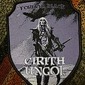 Cirith Ungol - Patch - Cirith ungol forever black patch