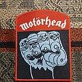Motörhead - Patch - Motorhead iron fist