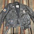 Carcass - Battle Jacket - Reworked leather jacket