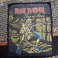 Iron Maiden - Patch - Iron maiden piece of mind