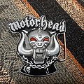 Motörhead - Patch - Motorhead belt buckle