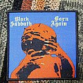 Black Sabbath - Patch - Black sabbath born again patch