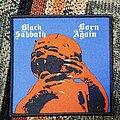 Black Sabbath - Patch - Black sabbath born again patch