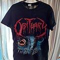 Obituary - TShirt or Longsleeve - Obituary Cause of Death T-Shirt