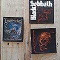 Black Sabbath - Patch - Latest patch additions