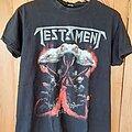 Testament - TShirt or Longsleeve - Testament Brotherhood of the Snake Tour T-Shirt