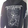 Testament - Hooded Top - Testament Hoodie