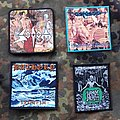 Sodom - Patch - Blood Like Rain patch collection