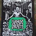 Napalm Death - Patch - Napalm Death Scum Patch