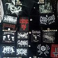 Slayer - Battle Jacket - My Mostly Black Metal Kutte