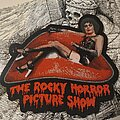The Rocky Horror Picture Show - Patch - The Rocky Horror Picture Show laser-cut patch