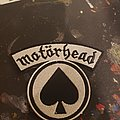 Motörhead - Patch - Motorhead ace of spades badge patch.