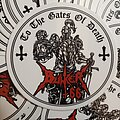 Bunker 66 - Other Collectable - Bunker 66 - To The Gates Of Death sticker